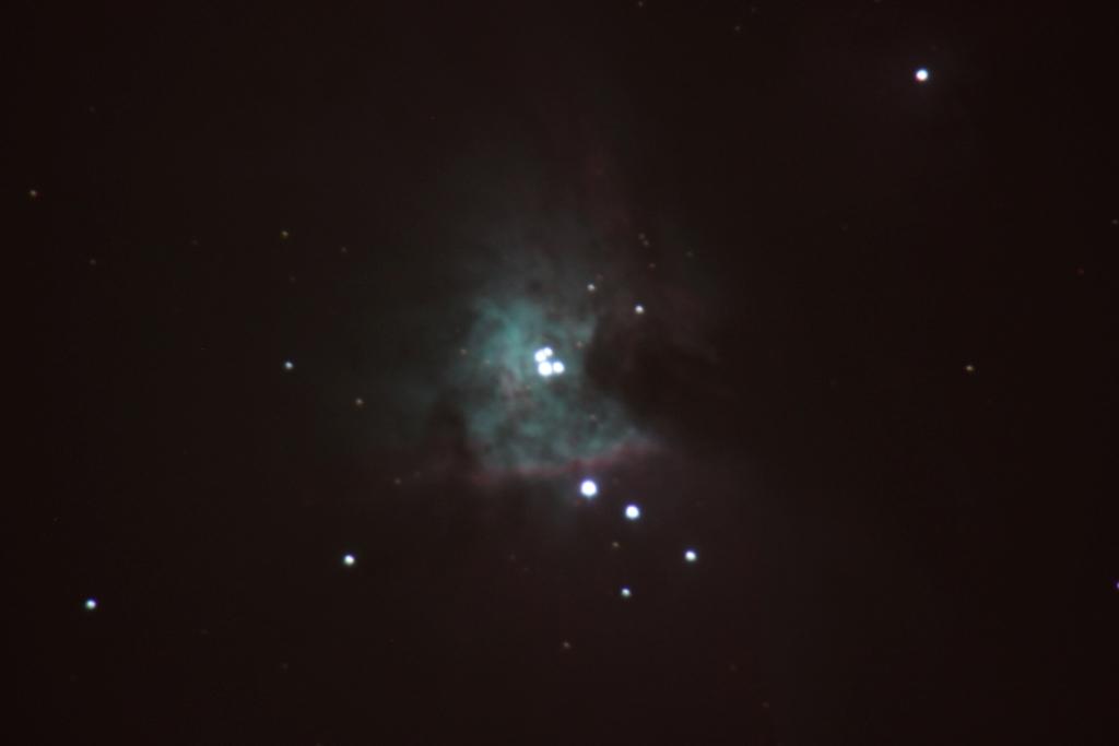 Gran nebulosa de Orió